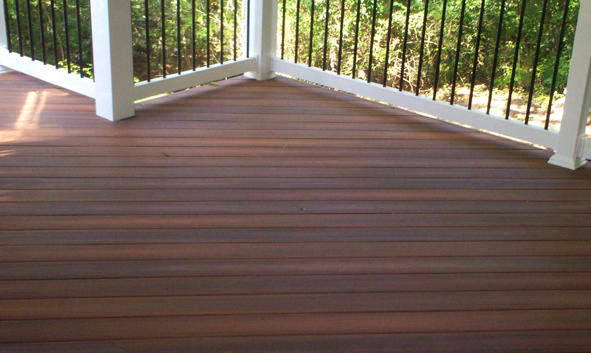 Ironwood Decks Asheville Deck